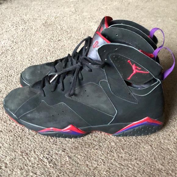 """online retailer 7ea99 f3aa8 Jordan 7 """"Raptors"""" 2002"""